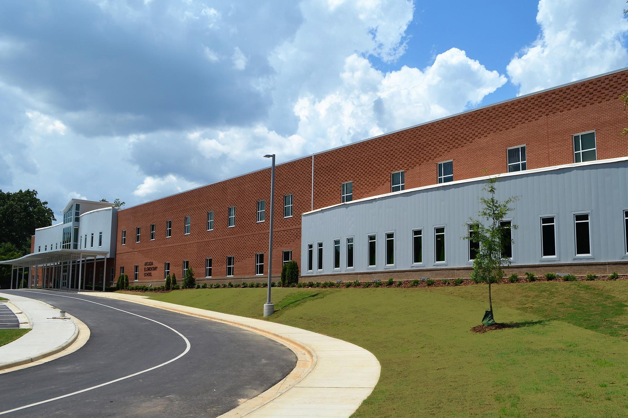 Arcadia Elementary School in Tuscaloosa Alabama