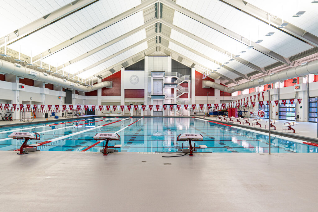 University of Alabama Aquatic Center